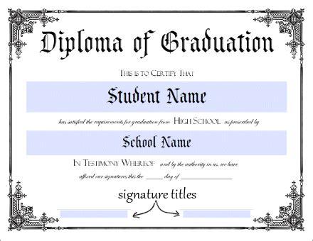 free high school diploma