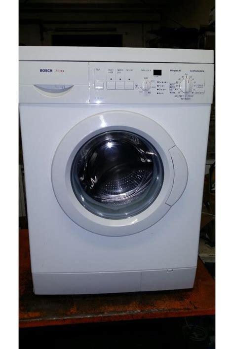 waschmaschine bosch maxx weo 2820 1400 u min in passau waschmaschinen kaufen und verkaufen