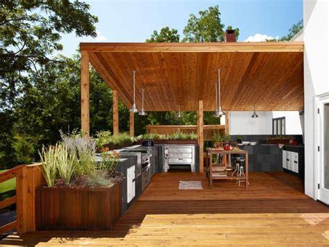 cuisine d été moderne cuisine d ete design