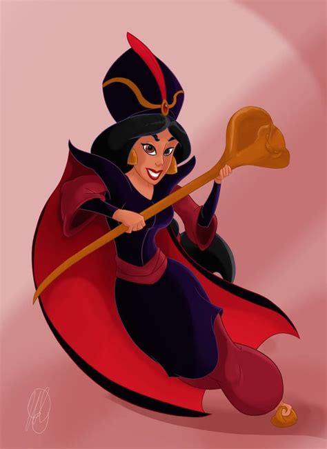 Jasmine As Jafar Disney Princess Villains Popsugar Love Sex Photo