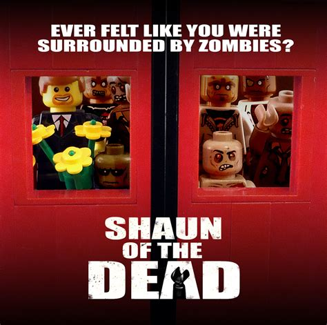 lego dead shaun zombie zombies walking winchester brick legos sets collider survival below translated including scenes flickr awesome plan
