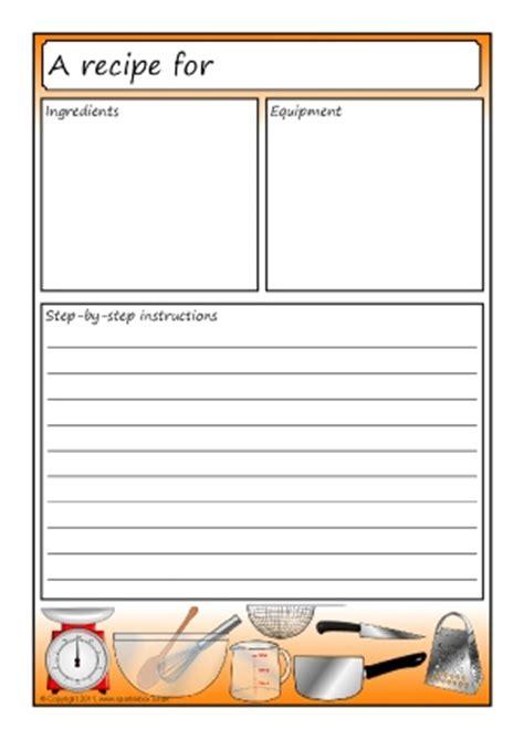 instructions writing resources  printables ks sparklebox