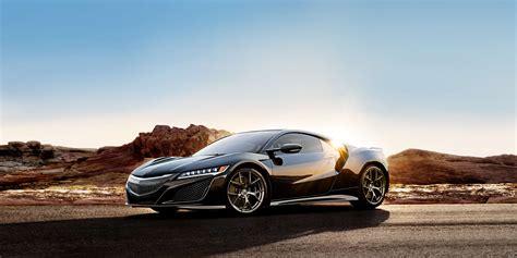 acura nsx coupe horsepower price  engine specs