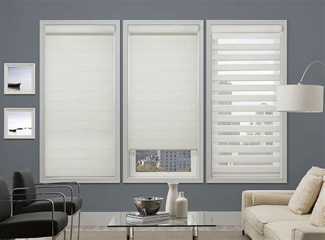 Colored Window Blinds Shades by Contemporary Room Darkening Sheer Shades Blindsshopper