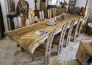 Tisch Aus Holzscheiben : esstisch aus einem baumstamm der tischonkel ~ Cokemachineaccidents.com Haus und Dekorationen
