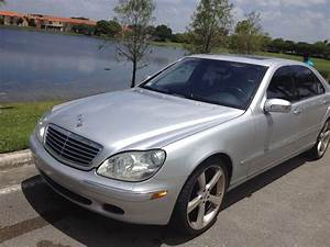 2001 Mercedes-benz S-class - Pictures