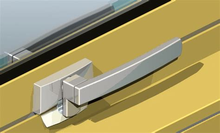 icon casement latch vantage products aws australia