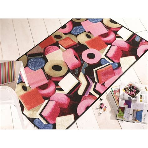 tapis de chambre ado tapis chambre ado allsorts flair rugs 100x160