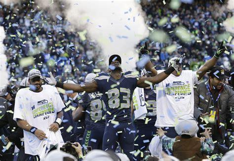 seahawks rally stuns packers    ot  nfc title