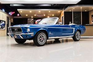 1968 Ford Mustang | Classic Cars for Sale Michigan: Muscle & Old Cars | Vanguard Motor Sales