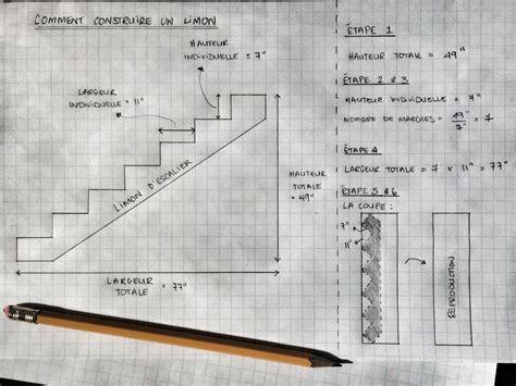 simulation d馗o chambre tracer un escalier droit 28 images terminologie trac 233 escalier multiviews btp calcul d un escalier droit construire un escalier balanc