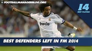 FM 2014 Best Players - Defenders Left