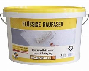 Flüssige Rauhfaser Test : fl ssige raufaser wei 10 l bei hornbach kaufen ~ Frokenaadalensverden.com Haus und Dekorationen