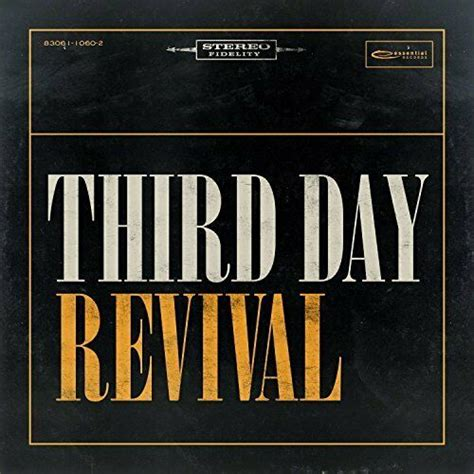 Revival * by Third Day (CD, Aug-2017, Provident Music ...