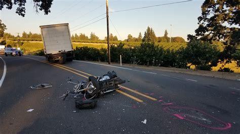 Washington Motorcyclist Dead After Crashing