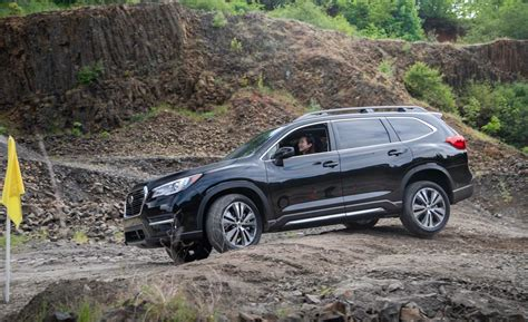 subaru ascent   car review car review