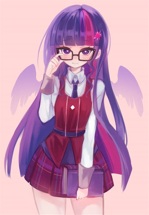 My Pony Anime Wallpaper - twilight sparkle my pony mobile wallpaper