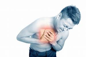 Do You Get Upper Back Or Chest Pain When Breathing Or
