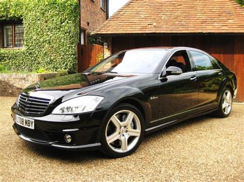 mercedes s63 amg lwb limousine just 16000 with 1 owner for sale 2008 on car and classic