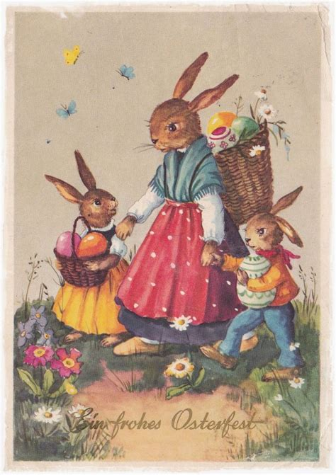 windmuehle vintage graphics ostern frohe ostern