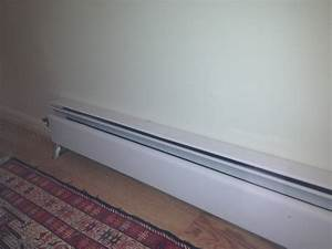 radiator - Why is my hot water baseboard heater not
