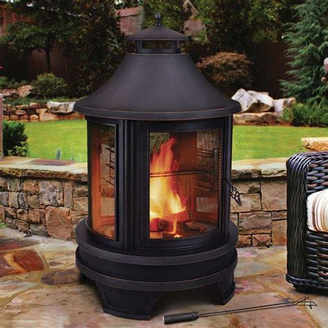 Outdoor Cooking Fire Pit This Links To Costco Uk Site