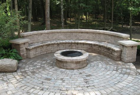 built in outdoor pit fire pits are hot and legal reder landscaping landscape design lawn care