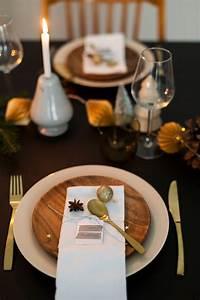 Tischdekoration Zu Weihnachten : festliche tischdekoration zu weihnachten ~ Michelbontemps.com Haus und Dekorationen