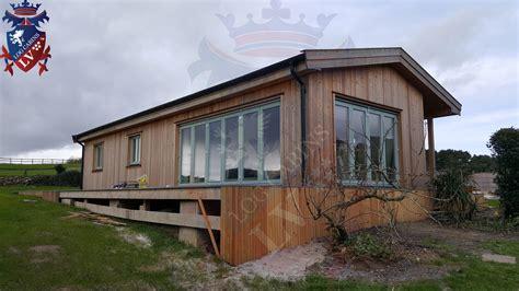 Timber Frame Park Home LV - Log Cabins LV Blog