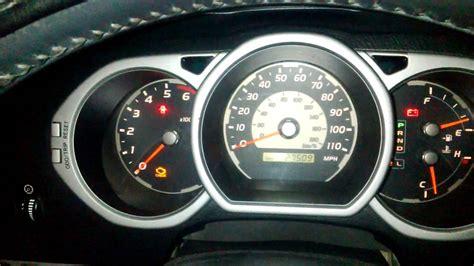 check engine light on and off toyota 4runner carsworld website