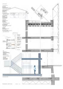 Balcony Section Detail by Presidents Medals Diversity And Homogeneity A Mixed Use