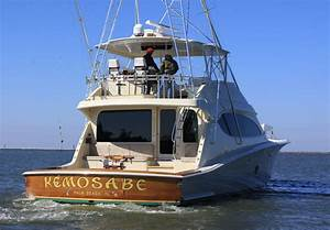 68 Hatteras 2007 Kemosabe For Sale In Grand Isle