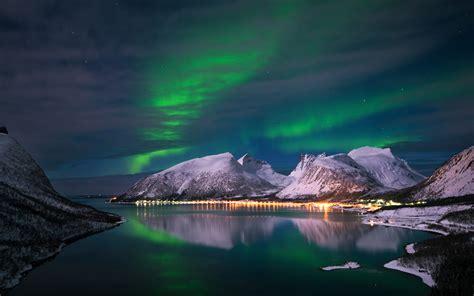 northern lights tours hamn  senja