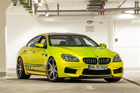 Bmw M6 Gran Coupe Modification by Bmw Tuning Pp Performance Tuned Bmw M6 Rs800 Gran Coupe