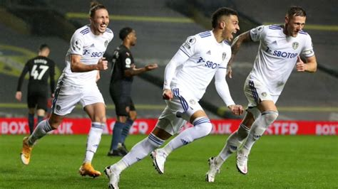 Leeds United hold Manchester City to 1-1 draw in Premier ...