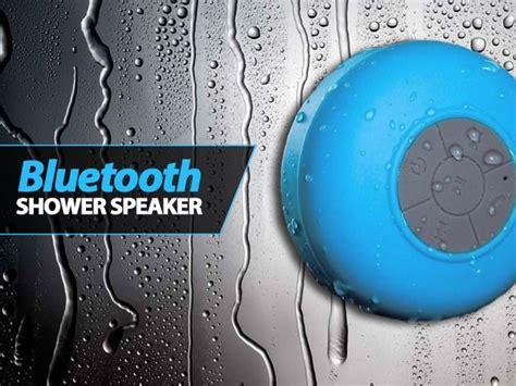 sing  heart    bluetooth shower speaker