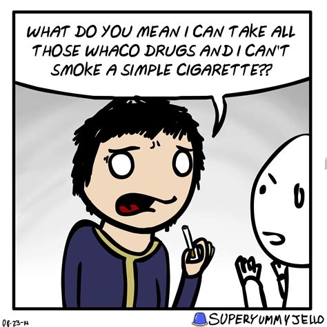 Fallout Cigarette Logic By Superyummyjello1 Meme Center