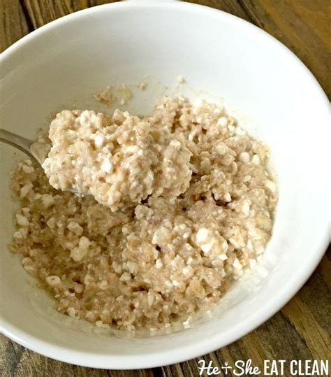 what do you eat cottage cheese with clean eat recipe hearty oats cleanses cottages and