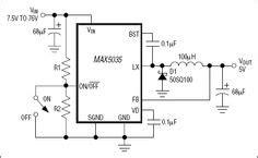 Best High Voltage Step Down Regulator Images Power