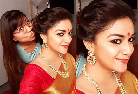 Keerthi Suresh Looks Like Mahanati Savitri || Mahanati