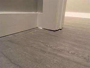 new construction gaps between floor and baseboards With gap between floor and baseboard