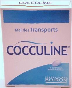 Mal Du Transport : cocculine 40 comprim s hom opathiques contre le mal des transports ~ Medecine-chirurgie-esthetiques.com Avis de Voitures