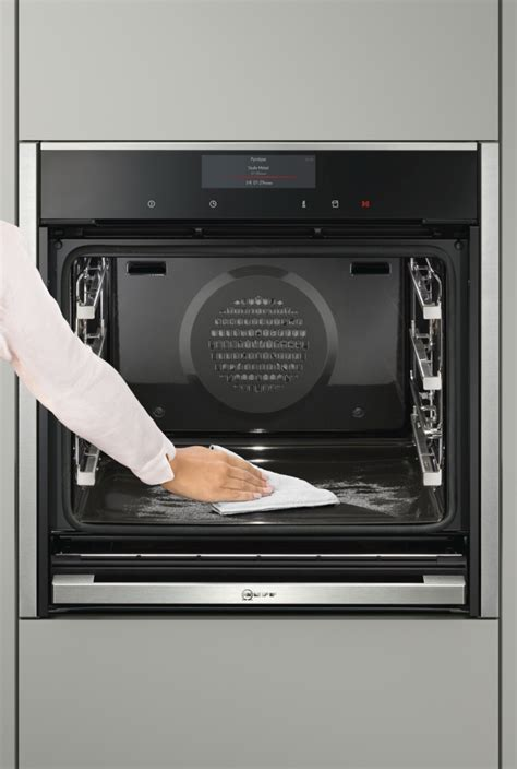complimentary appliance upgrade  customers neff pyrolytic
