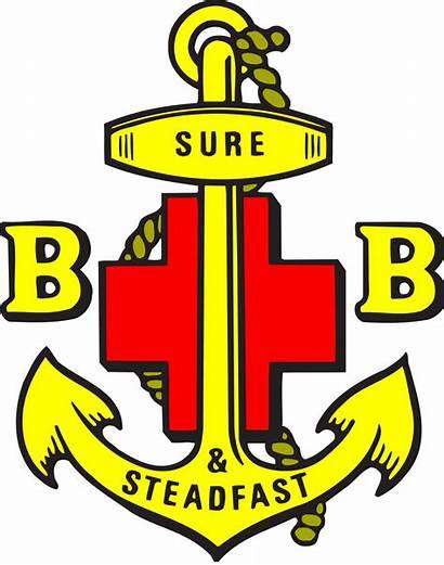 Brigade Boys Anchor Svg Colour Version