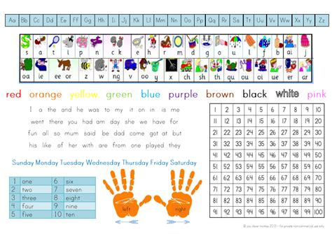 printables  images jolly phonics phonics sounds