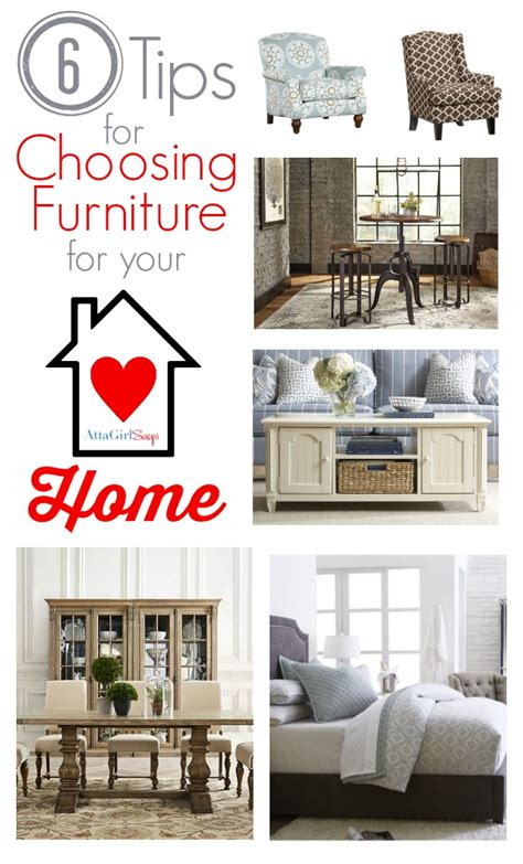 6 Tips For Choosing Furniture For Your Home  Atta Girl Says