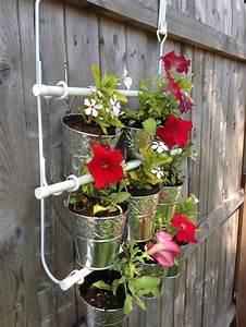 Plantes à Suspendre : quelques id es de pots de fleurs pendants bricobistro ~ Premium-room.com Idées de Décoration