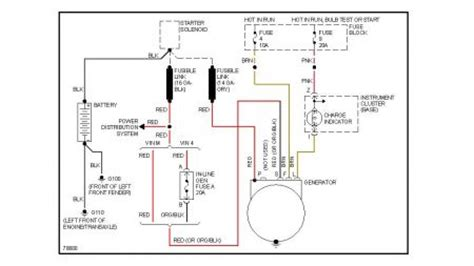 1996 Chevy Corsica Wiring Diagram by 1996 Chevy Corsica Alternator Or Bad My Car