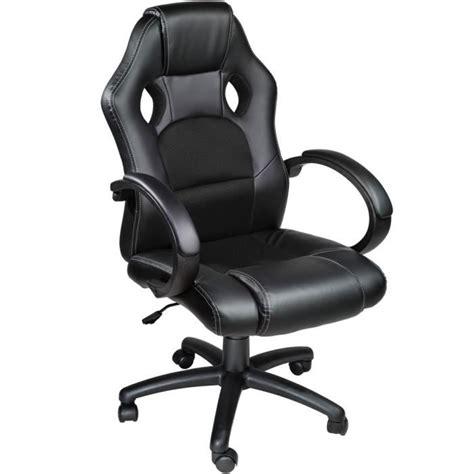 réparer chaise de bureau chaise de bureau fauteuil de bureau racing sport noir
