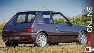 Peugeot 205 Gti 1 9 Com 130cv  Todos Os Gti Deviam Ser